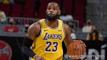 LeBron James becomes oldest Laker to score 40 points in a game since Kobe Bryant's 60-point finale