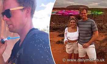 Jarrod Woodgate reveals what it's REALLY like to visit Uluru on Australia Day