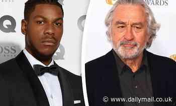 Robert de Niro teams up with John Boyega for new thriller The Formula for Netflix