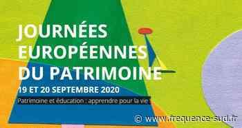 Journées du Patrimoine - Eguilles - Du 19/09/2020 au 20/09/2020 - Eguilles - Frequence-sud.fr - Frequence-Sud.fr