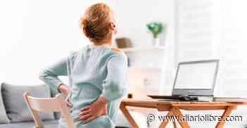 Estos hábitos pueden generarte dolores de espalda - Diario Libre