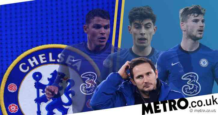 Chelsea half-term report: Frank Lampard runs out of time and excuses after £220m splurge