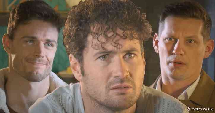 Hollyoaks spoilers: George Kiss cheats with Dean Vickers to destroy John Paul McQueen?