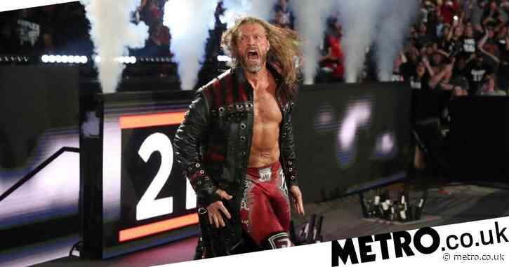 WWE Raw: Edge returns and announces Royal Rumble entry