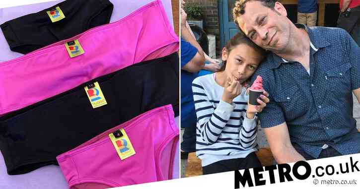 Dad designs bikini line for transgender teenagers inspired by his daughter