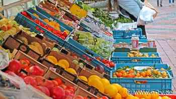 Vor allem Obst deutlich teurer: Lebensmittelpreise eilen der Inflation davon