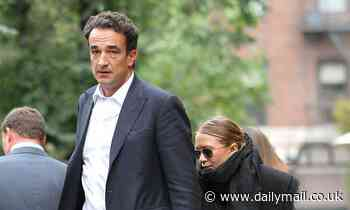 Mary-Kate Olsen, 34, and Olivier Sarkozy, 51, granted a divorce