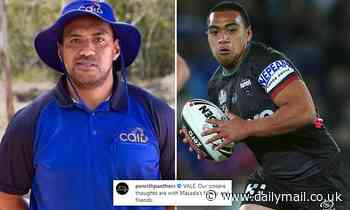 NRL star Masada Iosefa dies aged 32 after accident in the Outback hours before his birthday