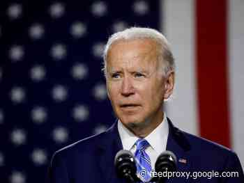 Biden vows to replace U.S. government fleet with EVs