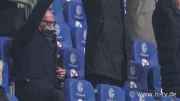 Ein Experiment auf Schalke: Rummenigge erklärt seine Spezial-Maske