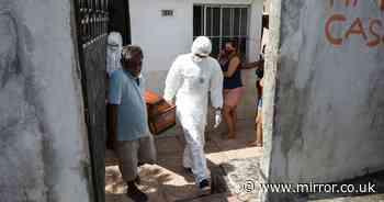 Brazil pandemic like 'plague' as patients 'drop like flies' in oxygen shortage