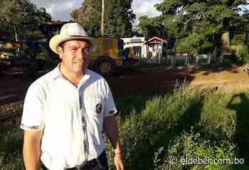 Alcalde de Portachuelo se contagia con coronavirus y se aísla junto a su familia | EL DEBER - EL DEBER