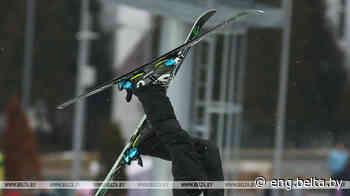 18:13 Belarus 5th at FIS Aerials World Cup in Yaroslavl Sport - Belarus News (BelTA)
