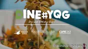 New program offers cash prizes for Windsor-Essex diners and restaurants - CTV News Windsor
