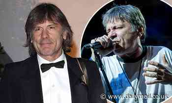 Iron Maiden star Bruce Dickinson's 'secret' love child reveals rocker has 'cut her off'