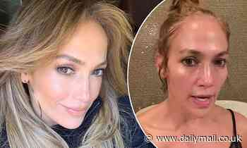 Jennifer Lopez hits back at trolls AGAIN for accusing her of having Botox
