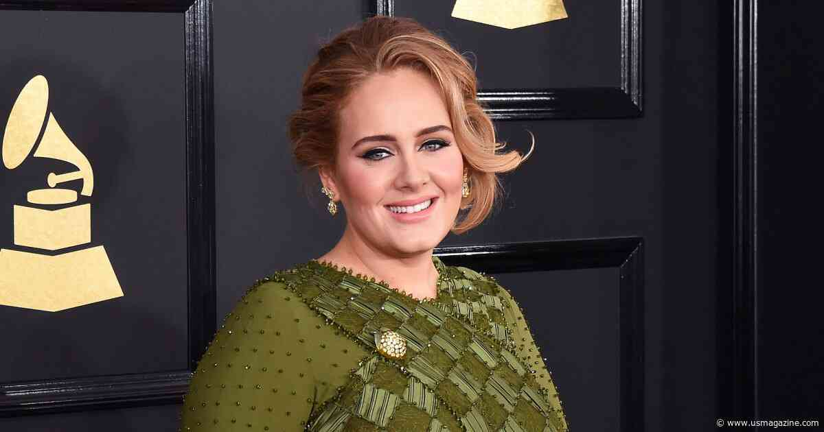 Adele Celebrates Anniversary of '21' as Fans Await Her 4th Album: 'Happy 10 Years Old Friend!' - Us Weekly