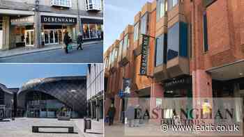 What will happen to Suffolk and Essex Debenhams stores? - East Anglian Daily Times