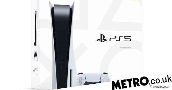 PS5 stock due today in the UK at Very and BT – Argos sold out