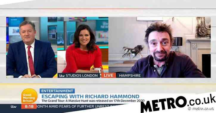 The Grand Tour Scotland Special: Richard Hammond confirms 2021 release date
