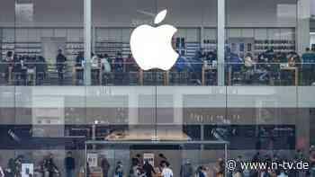 Nach rasanter Aufholjagd: Apple wieder wertvollste Marke der Welt