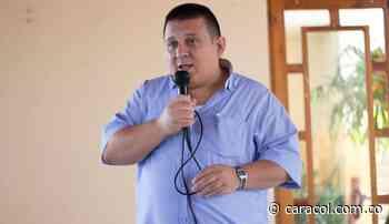 Alcalde de Pinchote tiene COVID-19 - Caracol Radio