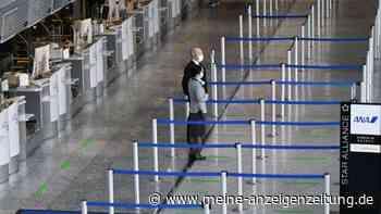Mann nistet sich über Monate im Flughafen ein – dann schnappt ihn die Polizei