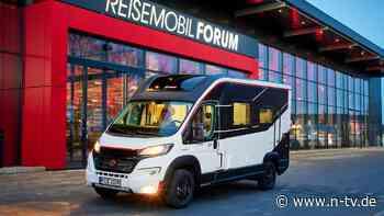 Kastenwagen als Teilintegrierter: Nächster Trend Crossover-Wohnmobil?