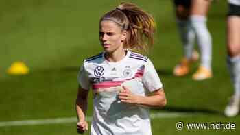 Nationalspielerin Waßmuth wechselt zum VfL Wolfsburg - NDR.de