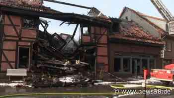 """Wolfsburg: Feuer zerstört Wohnhaus in Fallersleben – Familie gerührt: """"Wir sind überwältigt"""" - News38"""