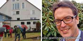 SPD-Ortsverein Hardegsen schlägt Lars Gunnar Gärner als Bürgermeisterkandidaten vor - Göttinger Tageblatt
