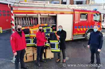 """Brandweer van Vlaamse Ardennen steunt collega's uit Portugal in hun strijd tegen bosbranden: """"We zijn één familie"""""""