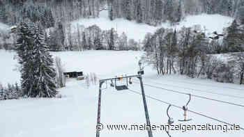 Willkür? Allgäuer Skilift-Betreiber will trotz Corona-Lockdown öffnen - und riskiert ein hohes Bußgeld