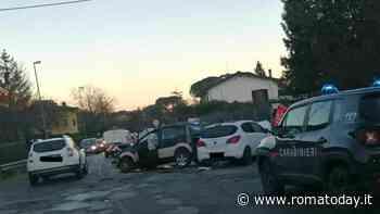 Incidente a Gavignano, scontro frontale mentre andava a lavoro: morto 51enne