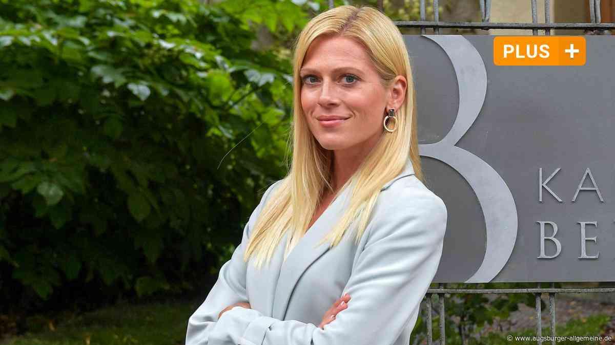Serienstar Nele Kiper und ihr Lieblingsort in Landsberg