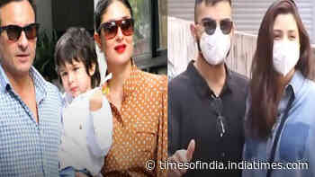 How B-Town celebs are striking balance between publicity and privacy of their kids