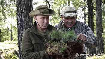 Person der Woche: Putin hat offenbar Angst