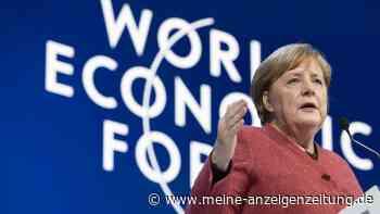 """Weltwirtschaftsforum """"Davos"""": von der Leyen ermahnt Impfstoff-Hersteller - Merkels große Rede JETZT live"""