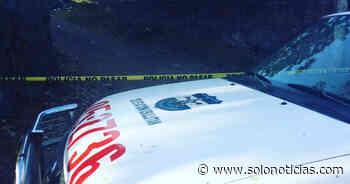 Nacionales 2020-05-03 Asesinan a pandillero en Jucuapa, Usulután - Solo Noticias
