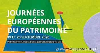 Journées du Patrimoine - Ventabren - 20/09/2020 - Ventabren - Frequence-sud.fr - Frequence-Sud.fr
