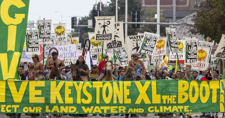 Letter: Keystone pipeline's nixed: Biden seems to be putting America last