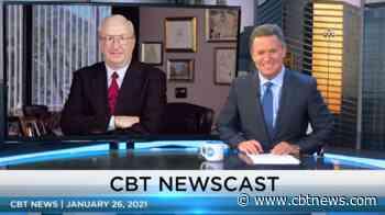CBT automotive newscast: January 26, 2021 - http://cbtnews.com/