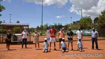 Tenis: Tigre acompañó la premiación del Pro Tour 1, en General Pacheco - SMnoticias