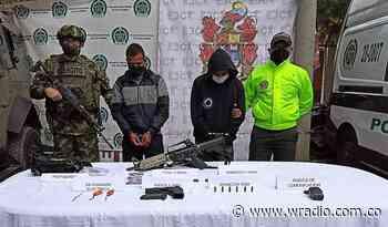 Capturan a presuntos responsables del asesinato de un policía en Cauca - W Radio