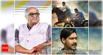Boney Kapoor on 'Maidaan' vs 'RRR' clash