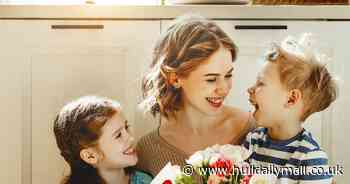 Send your Mum a special Mother's Day message for FREE in The Hull Daily Mail