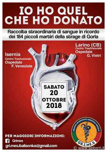 Donare sangue in ricordo della strage di Gorle, giornata organizzata dal Grimes con CasaPound - Maurizio Silla