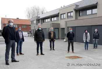 Koekelare neemt 32 nieuwe sociale woningen in gebruik - Het Nieuwsblad