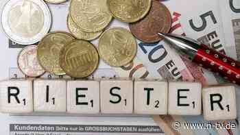 Miese private Altersvorsorge: Riester-Renten-Reform wohl vor dem Aus