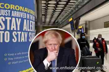 Boris Johnson set to announce new UK quarantine plans